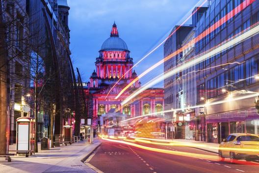 Belfast City Hall. Image © Shutterstock