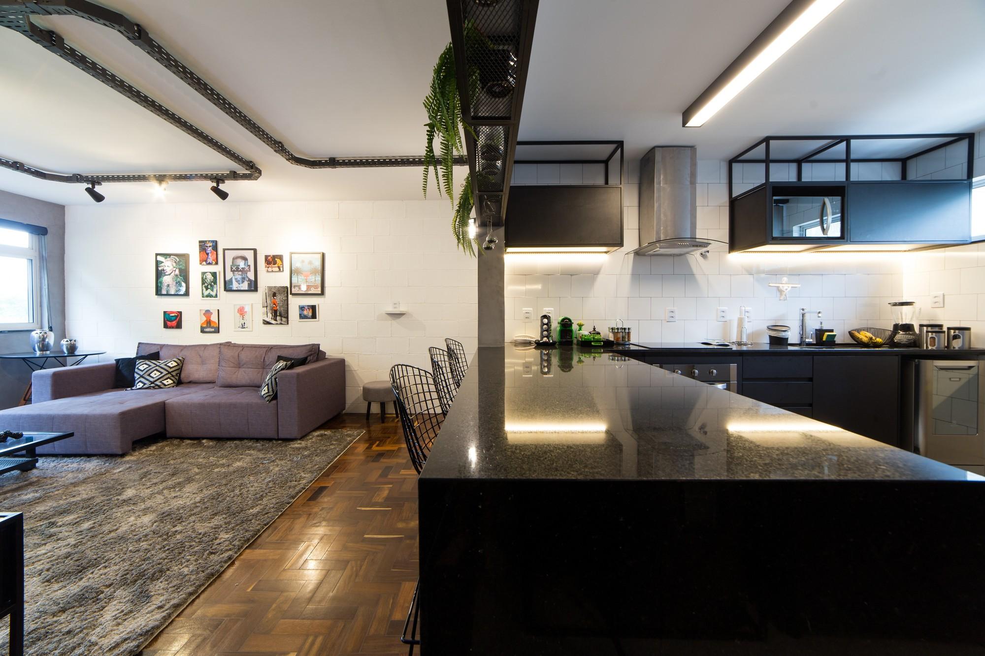 Galeria de Apartamento RR / StudioVRM - 1