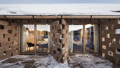 A Hotel at High Altitude / noa* network of architecture