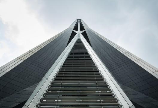 8: Ping An International Finance Center / Kohn Pedersen Fox Associates with China Construction Design International. Image © Tim Griffith
