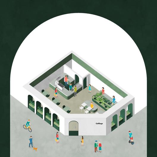 © The Cornerz + Kode Architects