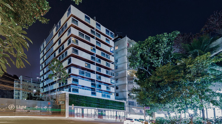 D'Oro Botafogo /  Cité Arquitetura + DC Arquitetura, © Estúdio Cria