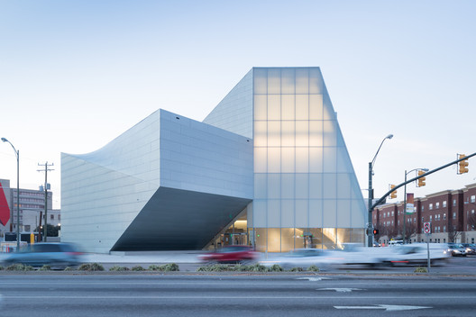 Institute for Contemporary Art at VCU. Image © Iwan Baan