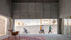 House for Architectural Heritage / Noura Al Sayeh & Leopold Banchini Architects