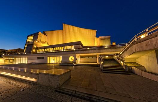 Hans Scharoun: arquitectura, espacio e imaginación ...