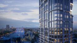 Zaha Hadid Architects' London Skyscraper Duo Gets the Greenlight