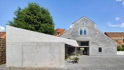 Mercado e Espaço de Exposição em Schiltigheim / Dominique Coulon & associés