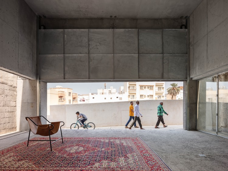 Casa del Patrimonio Arquitectónico / Noura Al Sayeh + Leopold Banchini Architects, © Dylan Perrenoud