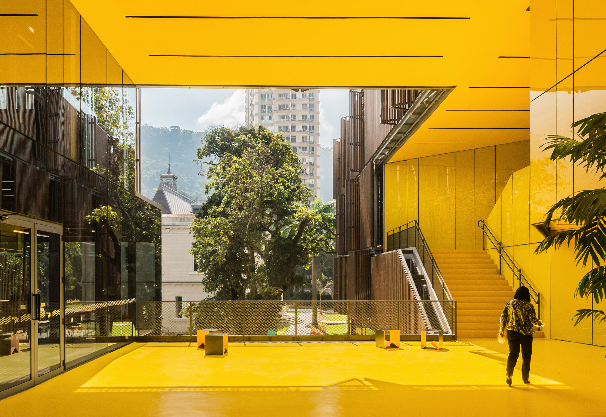 Casa Firjan da Indústria Criativa / Atelier77