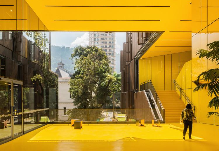 Casa Firjan de Industria Creativa / Atelier77, © Monique Cabral