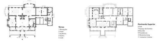 'Palacete' Plans