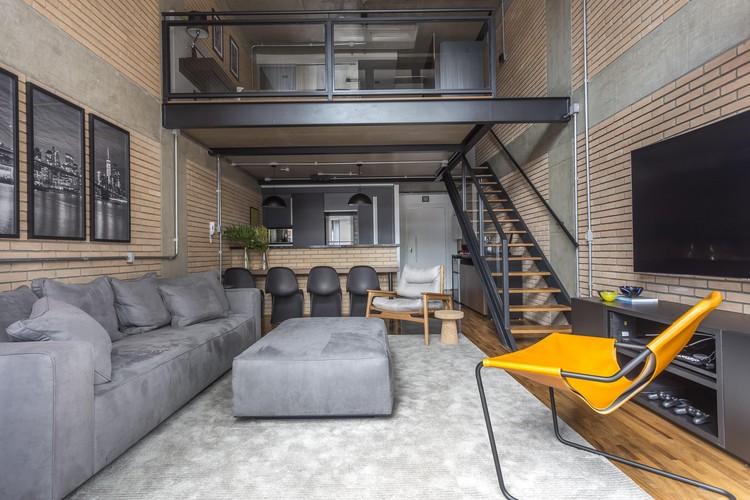 Loft / Korman Arquitetos, © JP Image