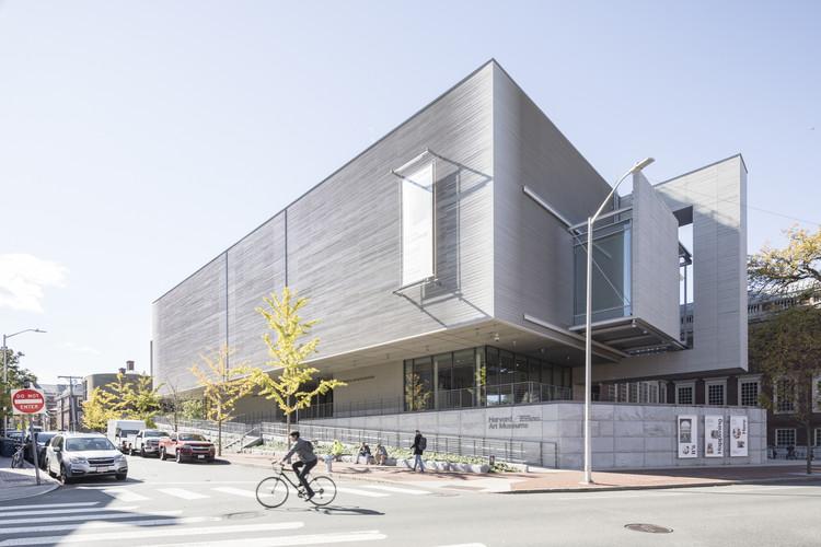 La renovación de Renzo Piano para los Museos de Arte de Harvard, © Laurian Ghinitoiu