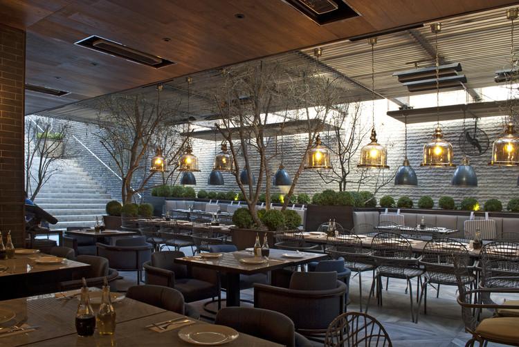 Restaurante Margó, Isidora Goyenechea / Lira y Tuckerman Arquitectos + Sebastián Larroulet, © Mario Molina