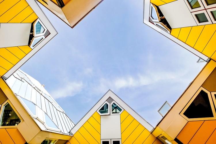 Cómo es vivir en una casa-museo: los cubos de Blom, © CC0 1.0 Universal [Public Domain Dedication]