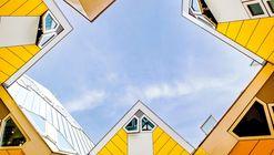 Cómo es vivir en una casa-museo: los cubos de Blom