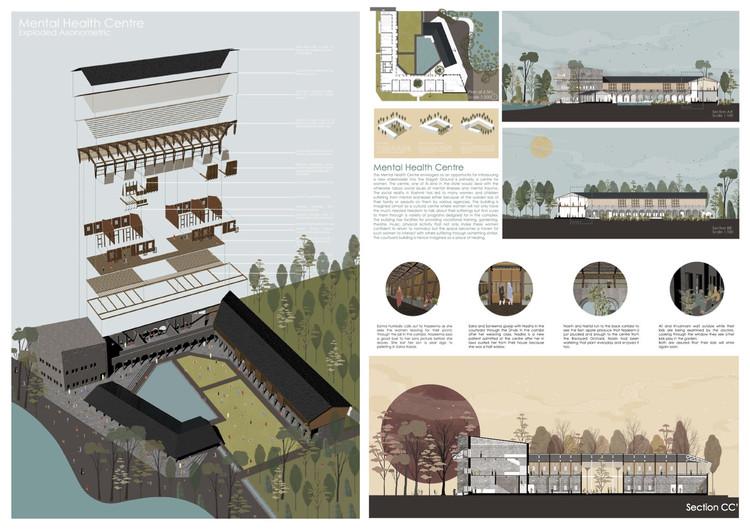 Jardim da Reconciliação / Jay P. Shah. Image Courtesy of Archiprix International