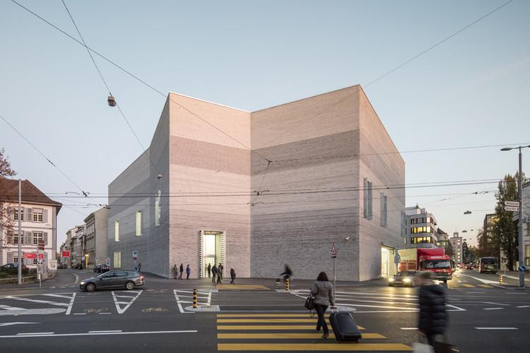 Architecture on Stage: Christ & Gantenbein, © Laurian Ghinitoiu