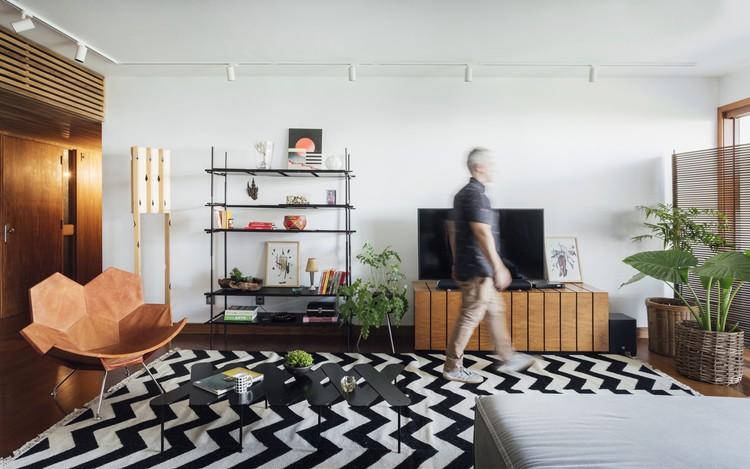 Apartamento Carmona Paz / SUCRA Arquitetura + Design, © Cristiano Bauce