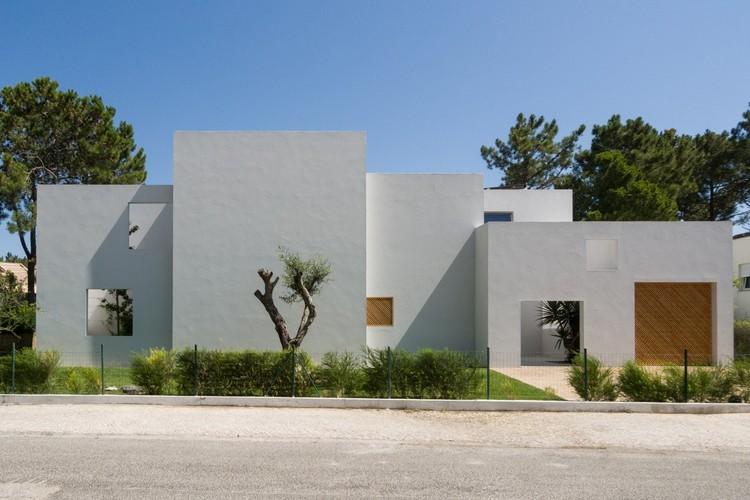 Casa em Troia / Miguel Marcelino, © Archive Miguel Marcelino