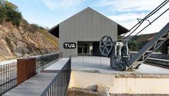 Centro interpretativo Vale do Tua / Rosmaninho+Azevedo Arquitectos