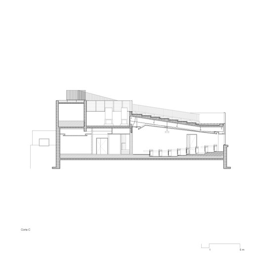 Terrace section C
