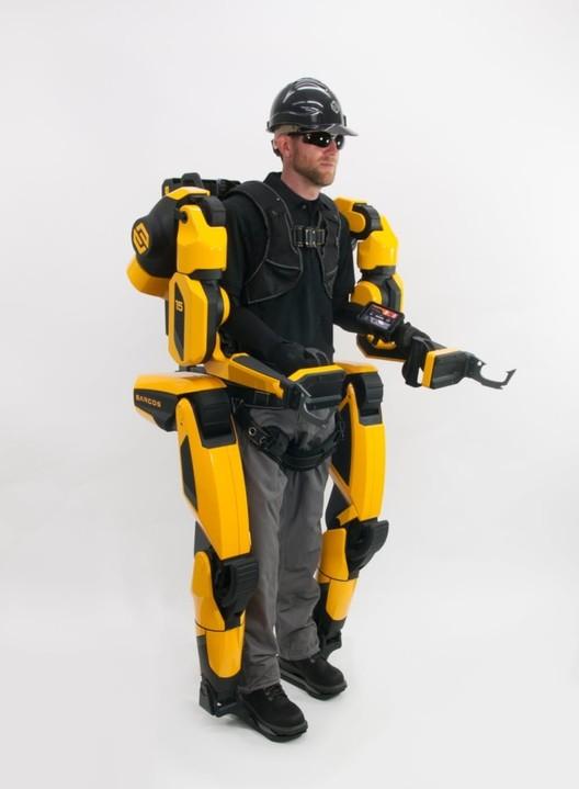 Guardian XO. Imagen cortesía de Sarcos Robotics