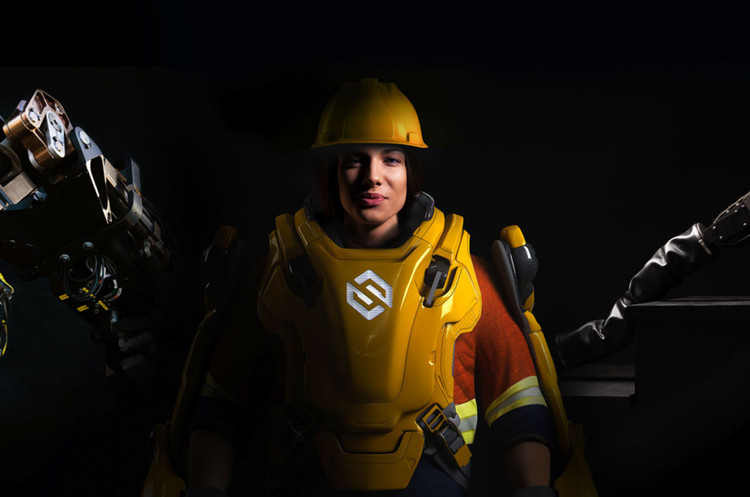 Bionic Construction Workers Coming in 2020, Guardian XO. Image Courtesy of Sarcos Robotics