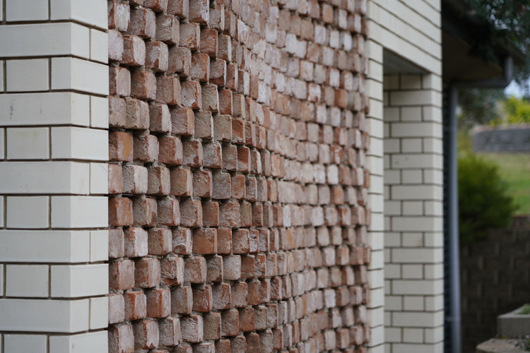 This Is How A Complex Brick Wall Is Built Using Augmented Reality Archdaily