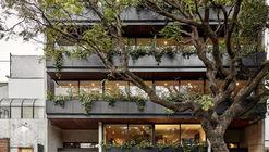 Edificio PRV 843 / JL arquitectos