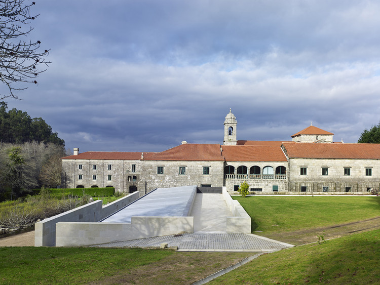 Monasterio Cisterciense de Sta. María de Armenteira / rodríguez + pintos arquitectos, © Hector Santos-Díez