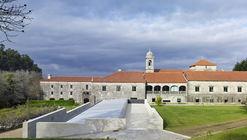Monasterio Cisterciense de Sta. María de Armenteira / rodríguez + pintos arquitectos