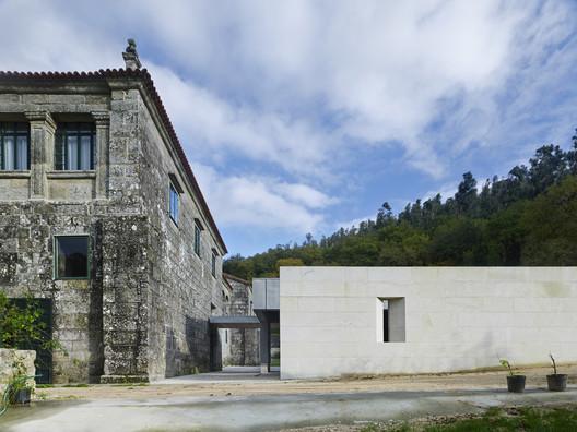 Cistercian Monastery of St. María de Armenteira  / rodríguez + pintos arquitectos