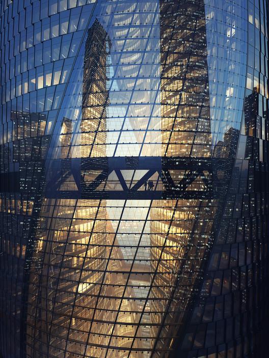 © MIR . ImageLeeza SOHO / Zaha Hadid Architects