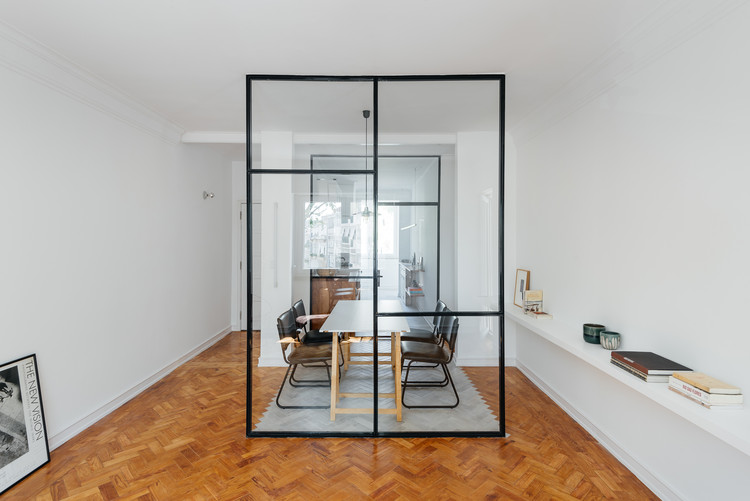 Apartment In Benfica / Atelier 106, © do mal o menos