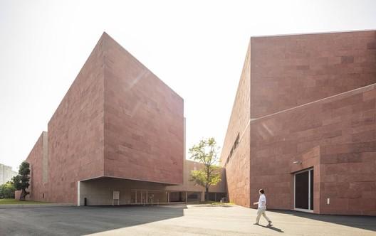 Fernando Guerra. ImageMuseu Chinês da Coleção de Design da Bauhaus / Álvaro Siza + Carlos Castanheira