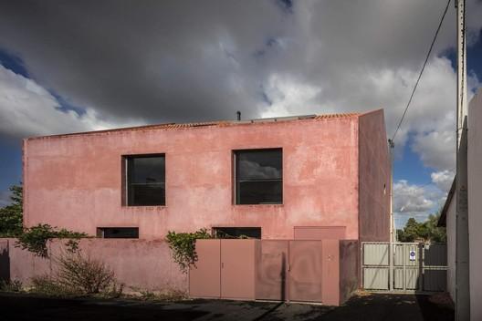 Fernando Guerra. ImageCasa Vermelha / extrastudio