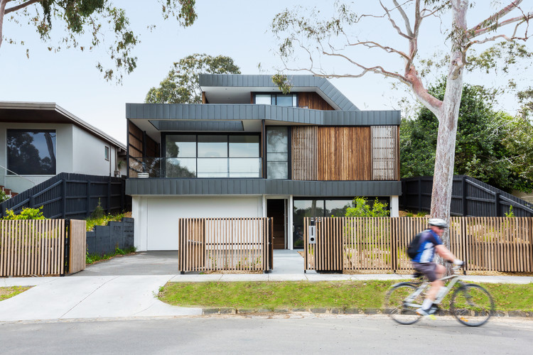 Kew East House / Jost Architects, © Shani Hodson-Zoso