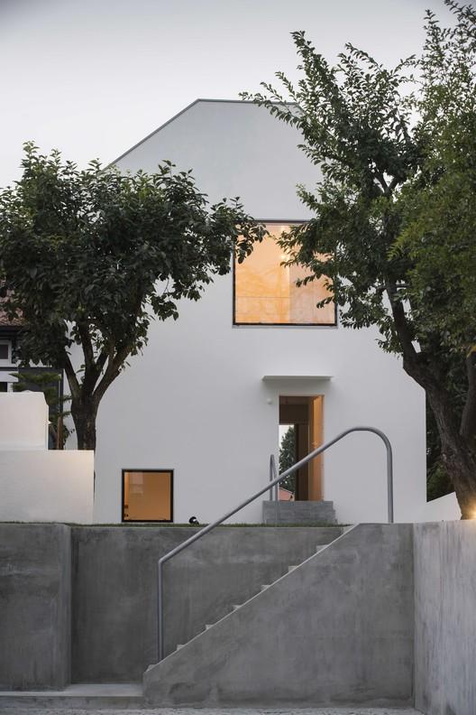 Casa en Porto 2 / João Vieira de Campos, © Nelson Garrido