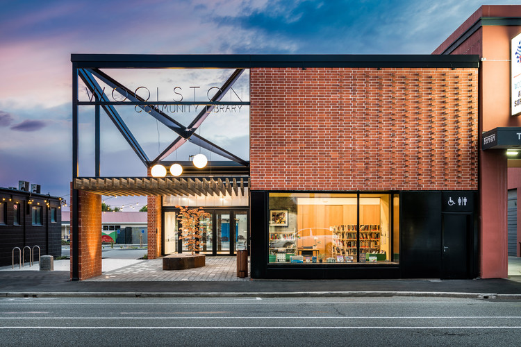 Woolston Community Library / Ignite Architects, © Stephen Goodenough