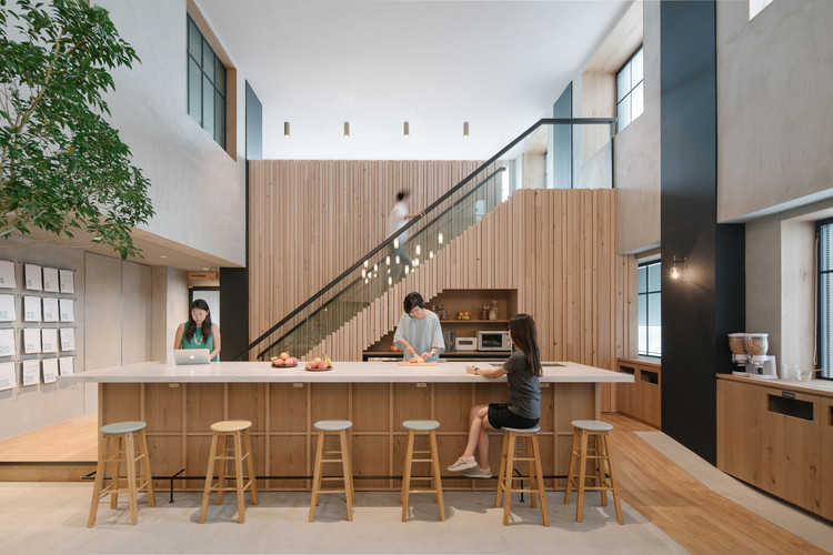 Airbnb Tokyo / Suppose Design Office, © Studio Periphery