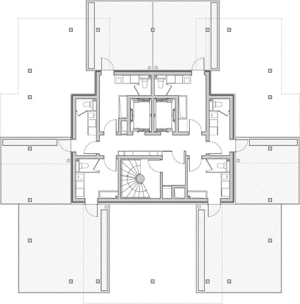 Panache maison edouard françois thirteenth floor plan