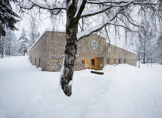 Tanum Parish Center / Longva arkitekter