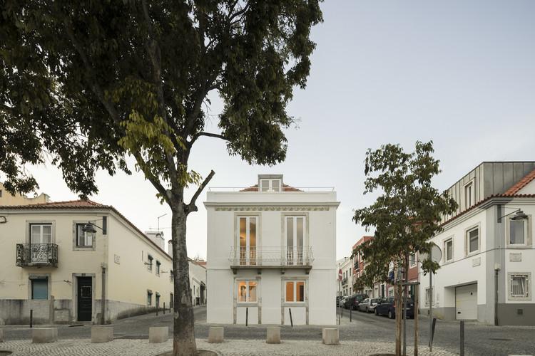 House in Ajuda / SMG Arquitectos, © ITS – Ivo Tavares Studio