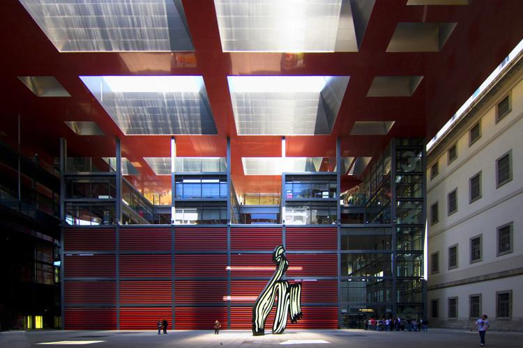 El museo Reina Sofía de Madrid se hace con el Archivo Coderch, Museo Nacional Centro de Arte Reina Sofía [Madrid, España]. Image © Wojtek Gurak [Flickr bajo licencia CC BY-NC 2.0]