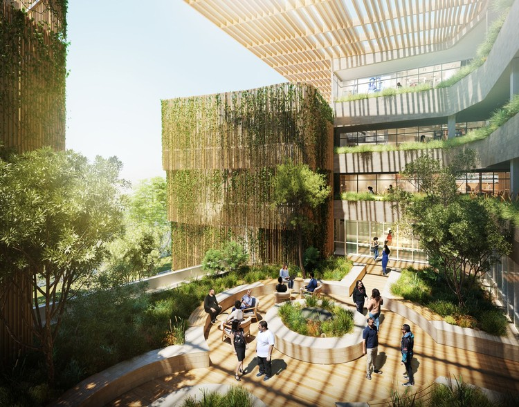 UTS to Build Australia's First Indigenous Residential College, Courtesy of University of Technology Sydney