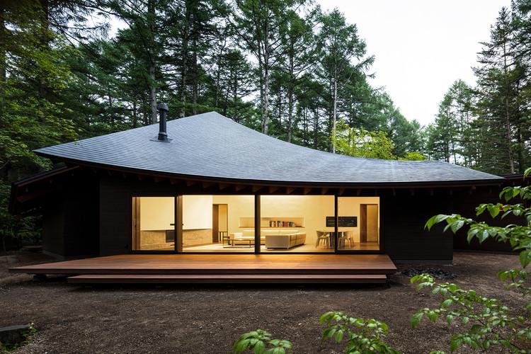 Casa de cuatro hojas / KIAS, © Norihito Yamauchi