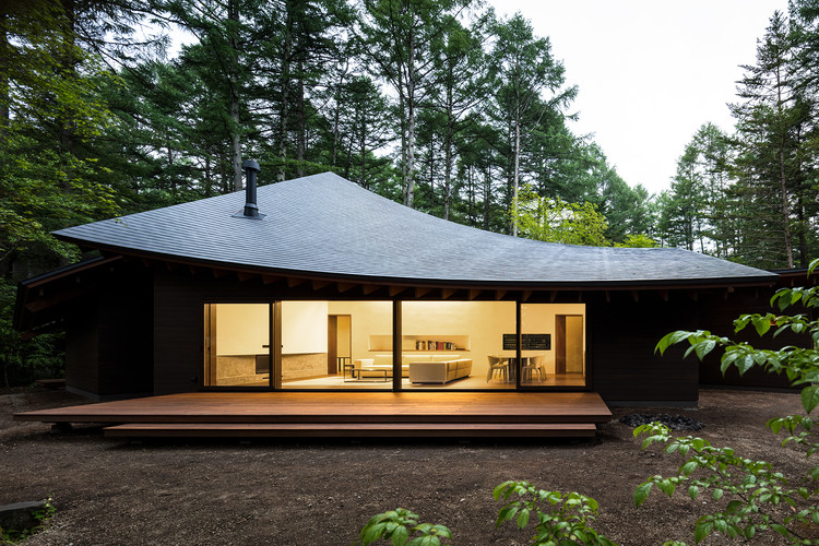 Four Leaves Villa / KIAS, © Norihito Yamauchi
