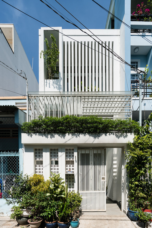 Giabinh.House / AD9 Architects, © Quang Tran