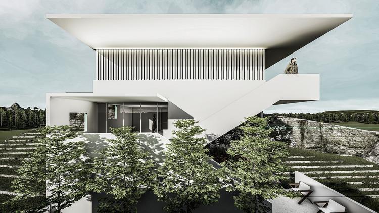 Resultados del octavo taller de diseño arquitectónico 'Vivienda Unifamiliar' por Cota Paredes Arquitectos, © Iván Coellar Alvear